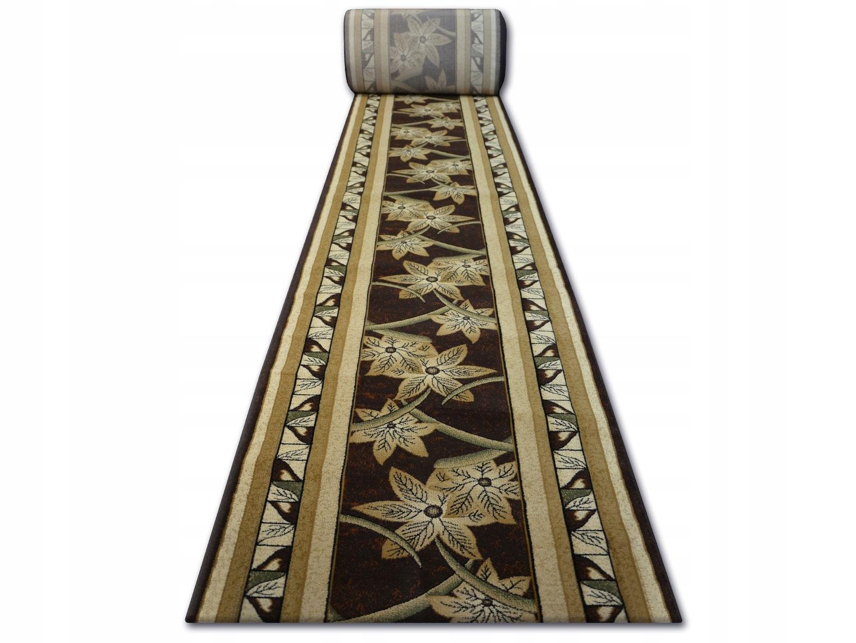 Dywany łuszczów Chodnik Kiwi 80 Liście Q1862