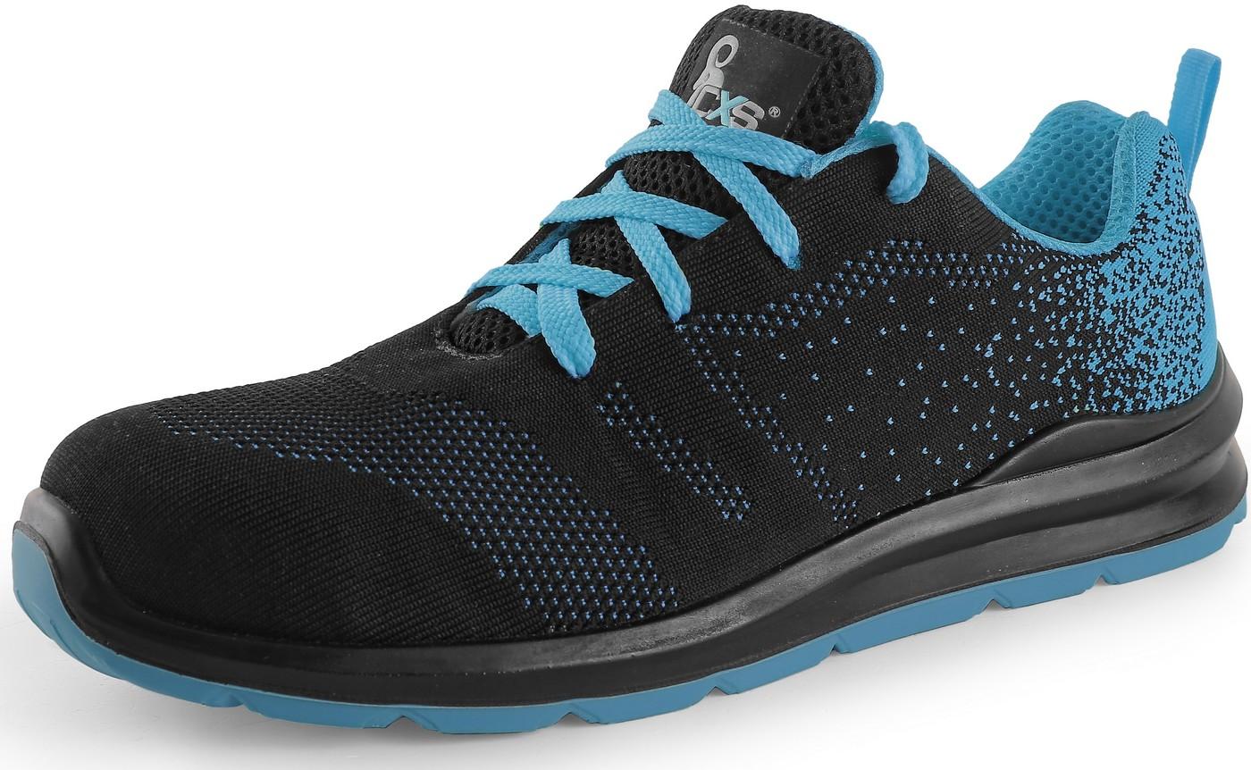 LEKKIE sportowe ODDYCHAJĄCE buty robocze VIS S1 35