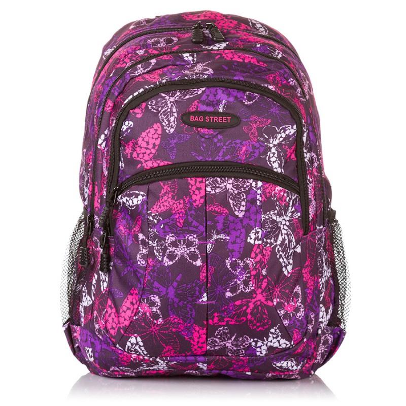 e430f514111f0 Mocny i solidny plecak damski do szkoły i nie tylko. Ten model plecaka to  świetny pomysł na plecak szkolny dla nastolatki do gimnazjum lub liceum.