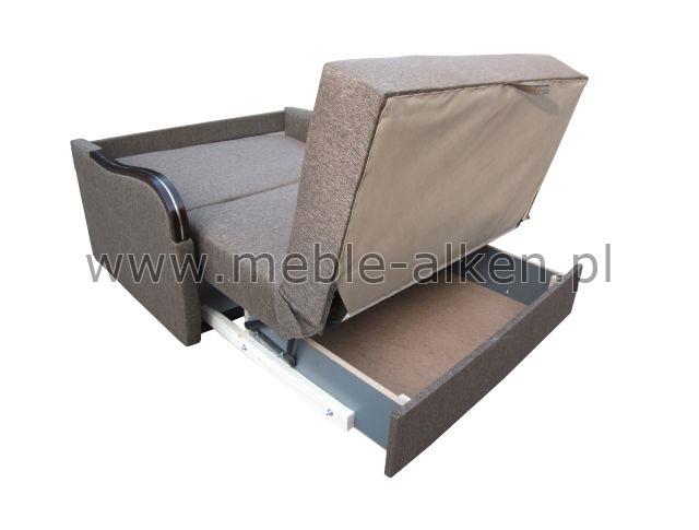 Rozk adana 1 osobowa sofa amerykanka aga alken 7120189797 for Sofa jednoosobowa