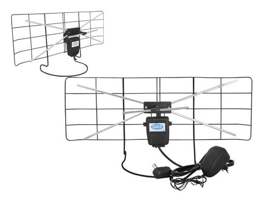 Cyfrowy Zestaw Dvb T Antena Pokojowa Dekoder Tuner