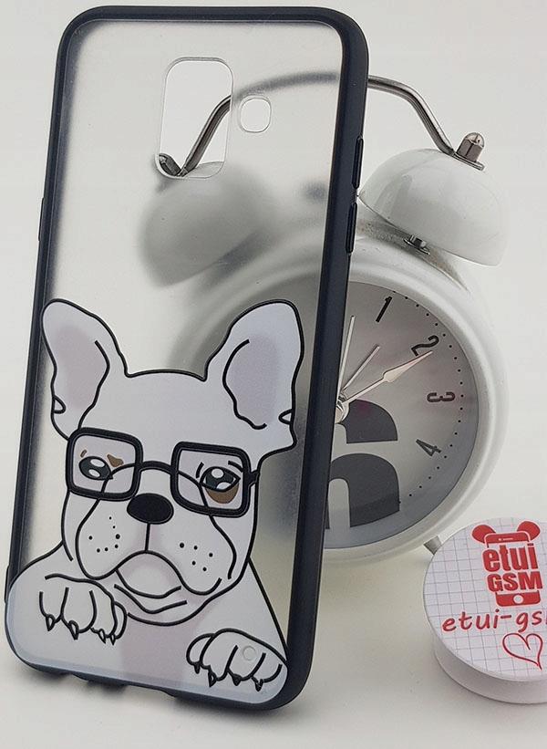 - Etui wzory jelly case Piesek HTC Desire 12+ Plus | Wyjątkowe etui na telefony - etui-gsm.pl