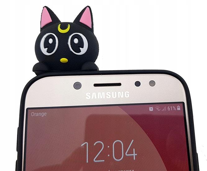 - etui case plecki Huawei P Smart 2019 KOT NOC | Wyjątkowe etui na telefony - etui-gsm.pl