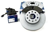 Тормозные диски +Klocki Volkswagen Audi Skoda Seat VW 288mm