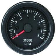 WSKAŹNIK OBROTOMIERZ RPM VDO LOOK Auto Gauge 52mm