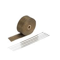 базальтовый бандаж termoizolacyjny ТУРБО 10М +повязки