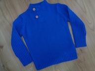 MARKS & SPENCER - Śliczny sweterek - rozm.122