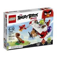 LEGO ANGRY BIRDS 75822 ATAK SAMOLOTEM ŚWINEK