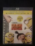 Gru.Dru i Minionki 3D-2D Blu Ray