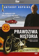 [DVD] PRAWDZIWA HISTORIA - Anthony Hopkins (folia)