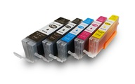 5x Tusze do CANON Pixma MG5750 MG6850 MG7750 XL