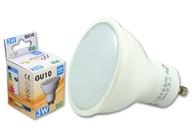 Żarówka LED dioda GU10 6 SMD 2835 3,2W 3W 230V 7y