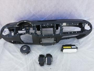 volkswagen new beetle vw торпеда подушка ремни безопасности комплект - фото