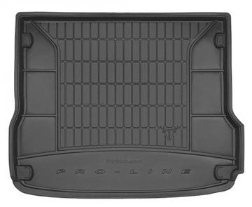 коврик багажника резиновая audi q5 2009-2017 - фото