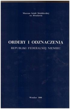 Ордена и награды Федеративной Республики Германии  доставка товаров из Польши и Allegro на русском