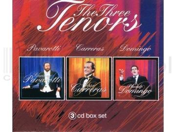 The Three Tenors 3CD Паваротти Каррерас Доминго доставка товаров из Польши и Allegro на русском