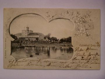 Mrzeżyno Deep hotel ujście Regi 1901 lit secesja доставка товаров из Польши и Allegro на русском