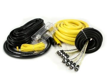 Провода, Кабели CCA40 к усилителю 50мм2/1200 ВТ доставка товаров из Польши и Allegro на русском