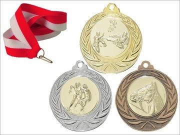EXTRA медаль в ЭКСТРА-низкой цене 40 + wklejki + знамя доставка товаров из Польши и Allegro на русском