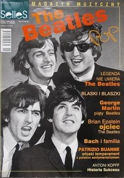 Музыкальный журнал Selles The Beatles POP no 4 доставка товаров из Польши и Allegro на русском