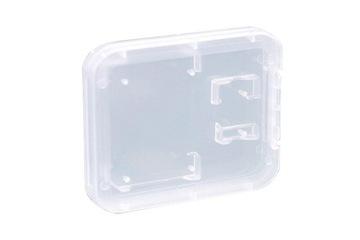 коробка на карту памяти micro SD/SDXC BOX пластик доставка товаров из Польши и Allegro на русском