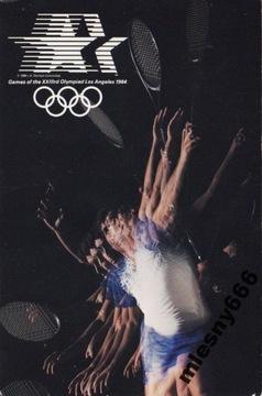 США - ЛОС - АНДЖЕЛЕС- ОЛИМПИАДА 1984 - НАСТОЛЬНЫЙ доставка товаров из Польши и Allegro на русском