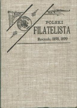 Польский очень серьезный год выпуска 1898-1899 перепечатка доставка товаров из Польши и Allegro на русском