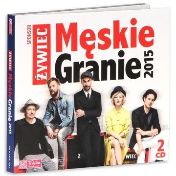 МУЖСКИЕ ИГРЫ 2015 2CD доставка товаров из Польши и Allegro на русском