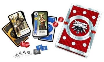КАРТЫ WITCHER ДЛЯ РЕЗЬБОВЫХ ПАЛУБ 2 РЕЗЬБА НОВАЯ ФОЛЬГА  доставка товаров из Польши и Allegro на русском