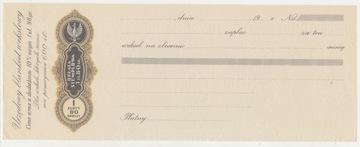 Вексель - билет за 1,80 грн. Красивый. (1406) доставка товаров из Польши и Allegro на русском