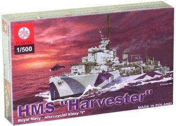 HMS Harvester, Пластик S040 доставка товаров из Польши и Allegro на русском