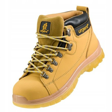 Рабочая обувь, защитная обувь URGENT 114 S1 r. 43 доставка товаров из Польши и Allegro на русском
