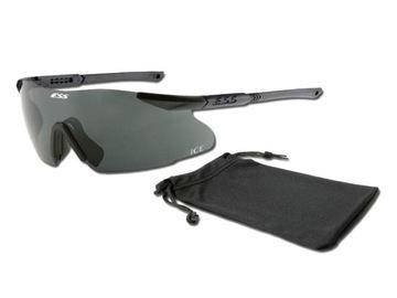 Баллистические очки ESS ICE SMOKE стрельбы доставка товаров из Польши и Allegro на русском