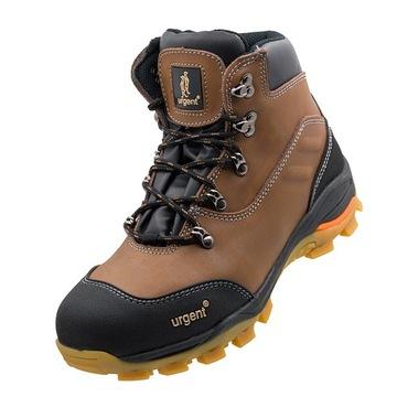 Обувь рабочие URGENT без podnoska 121 O1 р. 43 доставка товаров из Польши и Allegro на русском