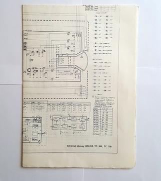 (Схема концептуальный Helios TC-500 TC 700+ TC 503 TC 704) доставка товаров из Польши и Allegro на русском