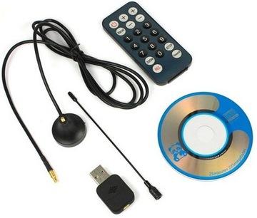 Тюнер HDTV USB Win 8, Антенна, Карта с телевизором! доставка товаров из Польши и Allegro на русском