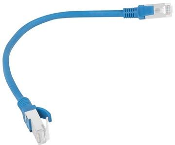 Сетевой кабель патч-корд UTP кат 6 25 см Lanberg доставка товаров из Польши и Allegro на русском