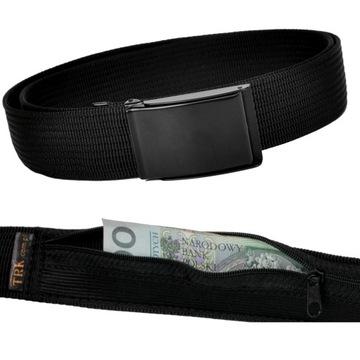 Панель Praciany 40мм карман отсек черный 125 см доставка товаров из Польши и Allegro на русском