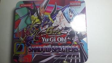Yu Gi Oh! Коллекционная карточная игра Shadow Spectres cards доставка товаров из Польши и Allegro на русском