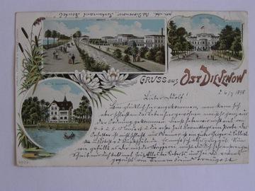 Dziwnów Dievenow Willa Silvana 1898 lit sec доставка товаров из Польши и Allegro на русском