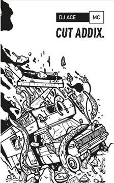 DJ Ace - Cut Addix КАРТРИДЖ 1/80 LTD Laikike1 Bonson доставка товаров из Польши и Allegro на русском