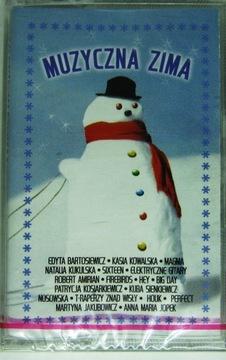 V/A:Музыкальная Зима [картридж] НОВАЯ ПЛЕНКА доставка товаров из Польши и Allegro на русском
