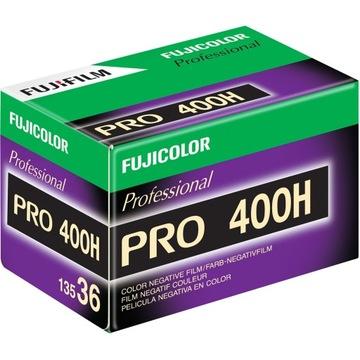 Пленка fujicolor 400h / 135/36 цветной негатив доставка товаров из Польши и Allegro на русском