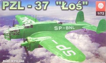 PZL-37 Лось - ZTS Пластик доставка товаров из Польши и Allegro на русском