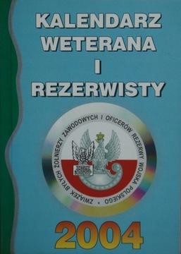 Kalendarz weterana i rezerwisty 2004 доставка товаров из Польши и Allegro на русском