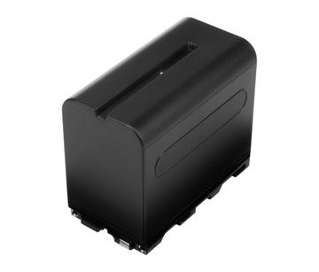 Аккумулятор Ньюэлл ПЛЮС F970 для Yongnuo YN300 III доставка товаров из Польши и Allegro на русском
