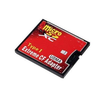 (Адаптер для карты Extreme CF, MicroSD И CF Type) доставка товаров из Польши и Allegro на русском
