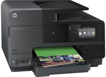 Струйный принтер HP Officejet 8620 чернила 950 доставка товаров из Польши и Allegro на русском