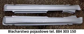 KIA PICANTO '03-11 ПОРОГ ПОРОГИ + MONTAŻ