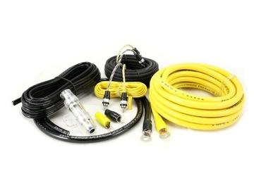 CCA-24 káble pre zosilňovač 20mm2 / 600W